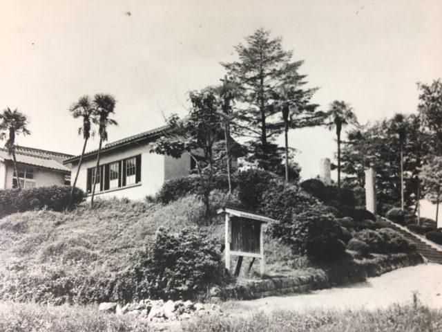 昭和30年 旧校舎